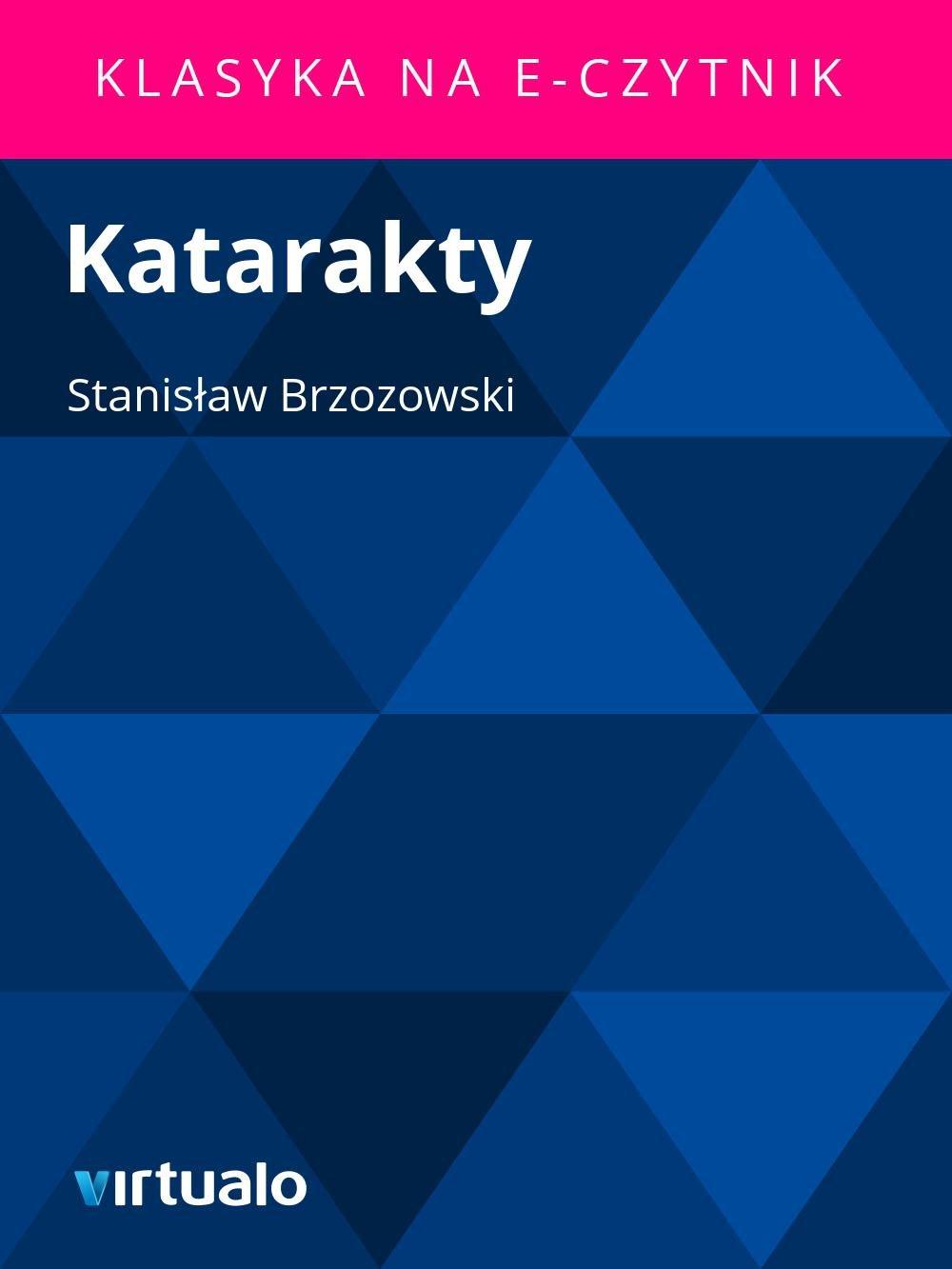 Katarakty - Ebook (Książka EPUB) do pobrania w formacie EPUB