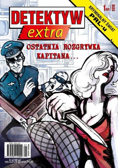 Detektyw Extra 1/2020 - Audiobook (Książka audio MP3) do pobrania w całości w archiwum ZIP