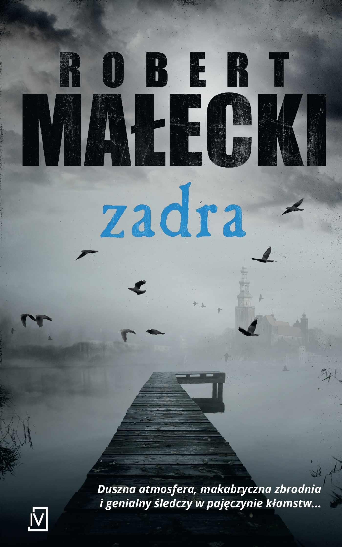 Zadra - Ebook (Książka EPUB) do pobrania w formacie EPUB