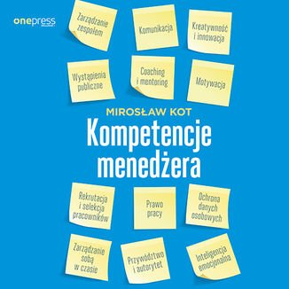 Kompetencje menedżera - Audiobook (Książka audio MP3) do pobrania w całości w archiwum ZIP