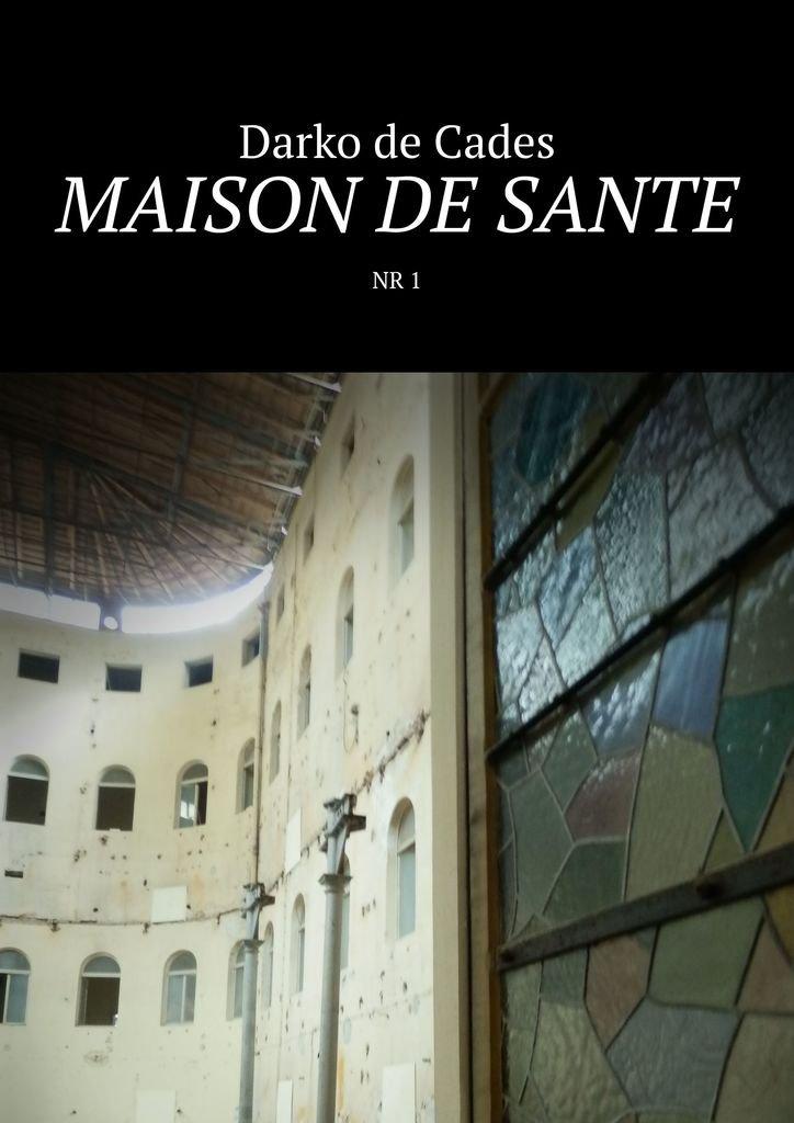 Maison de sante nr1 - Ebook (Książka EPUB) do pobrania w formacie EPUB