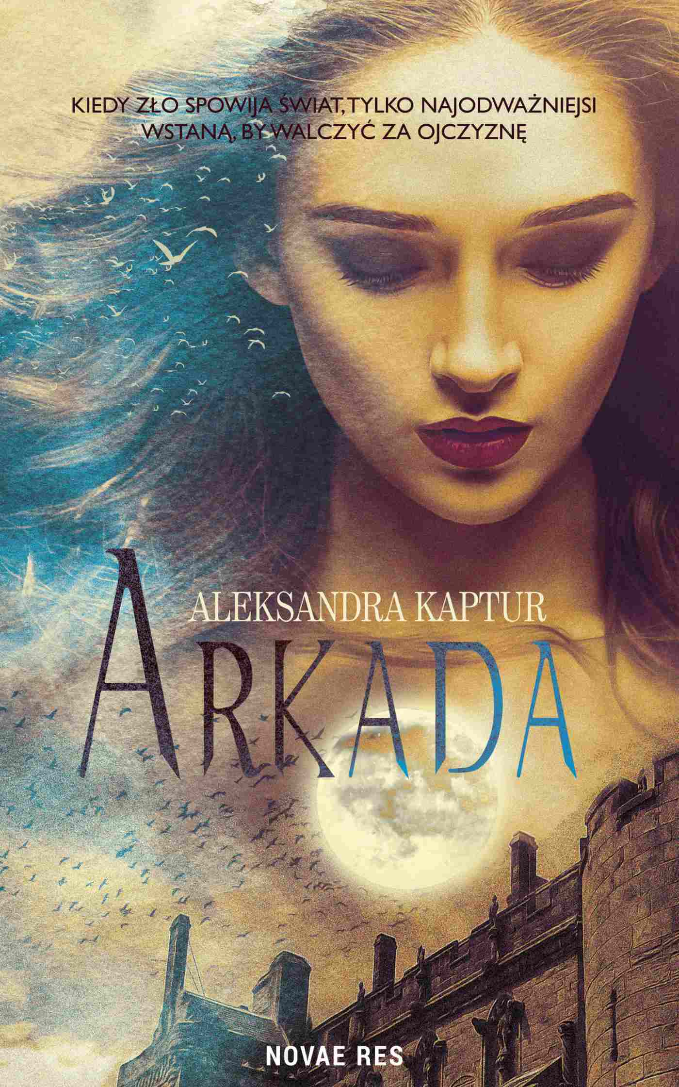 Arkada - Ebook (Książka na Kindle) do pobrania w formacie MOBI