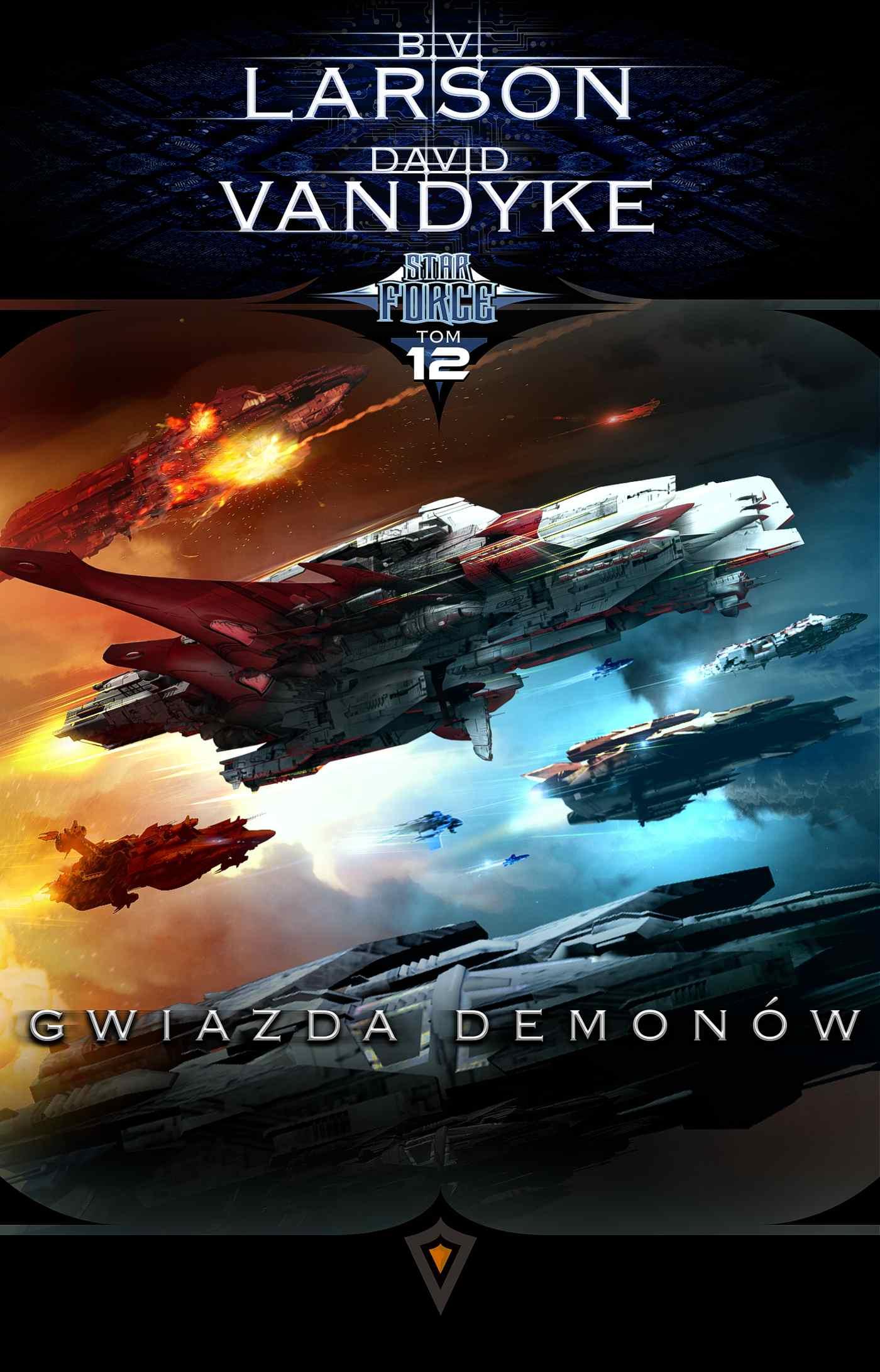 Star Force. Tom 12. Gwiazda Demonów - Ebook (Książka EPUB) do pobrania w formacie EPUB