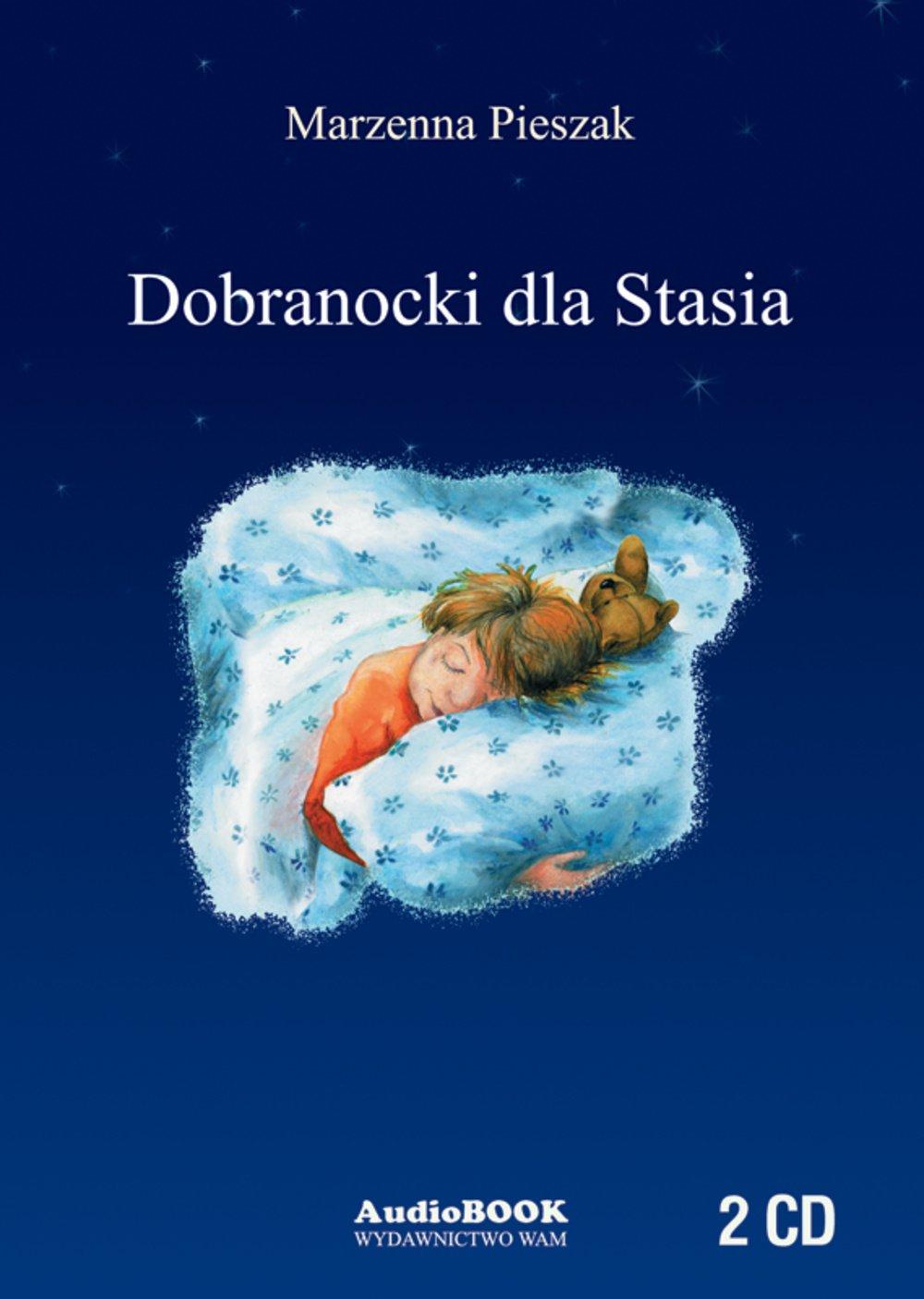 Dobranocki dla Stasia - Audiobook (Książka audio MP3) do pobrania w całości w archiwum ZIP