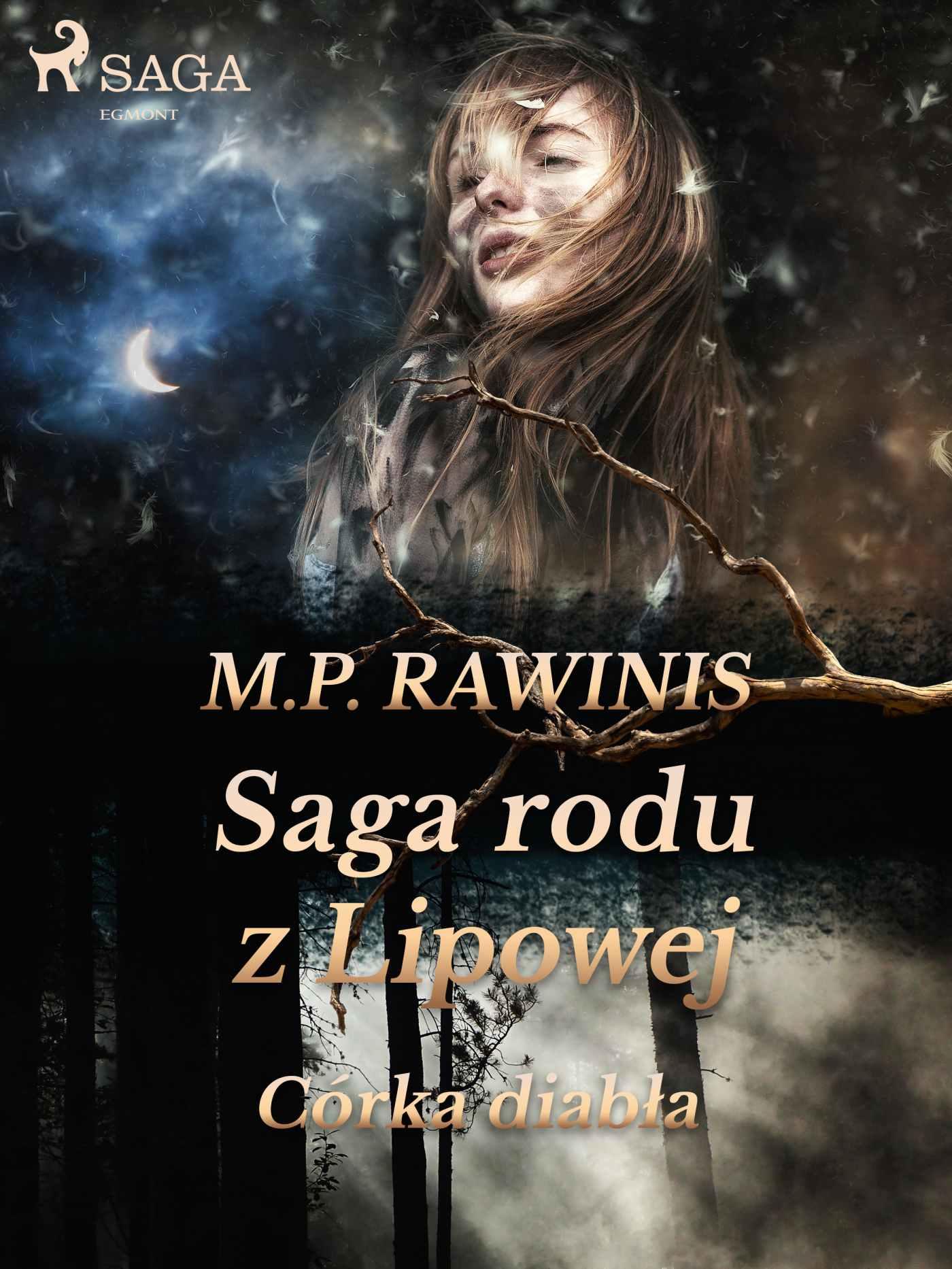 Saga rodu z Lipowej 25: Córka diabła - Ebook (Książka EPUB) do pobrania w formacie EPUB