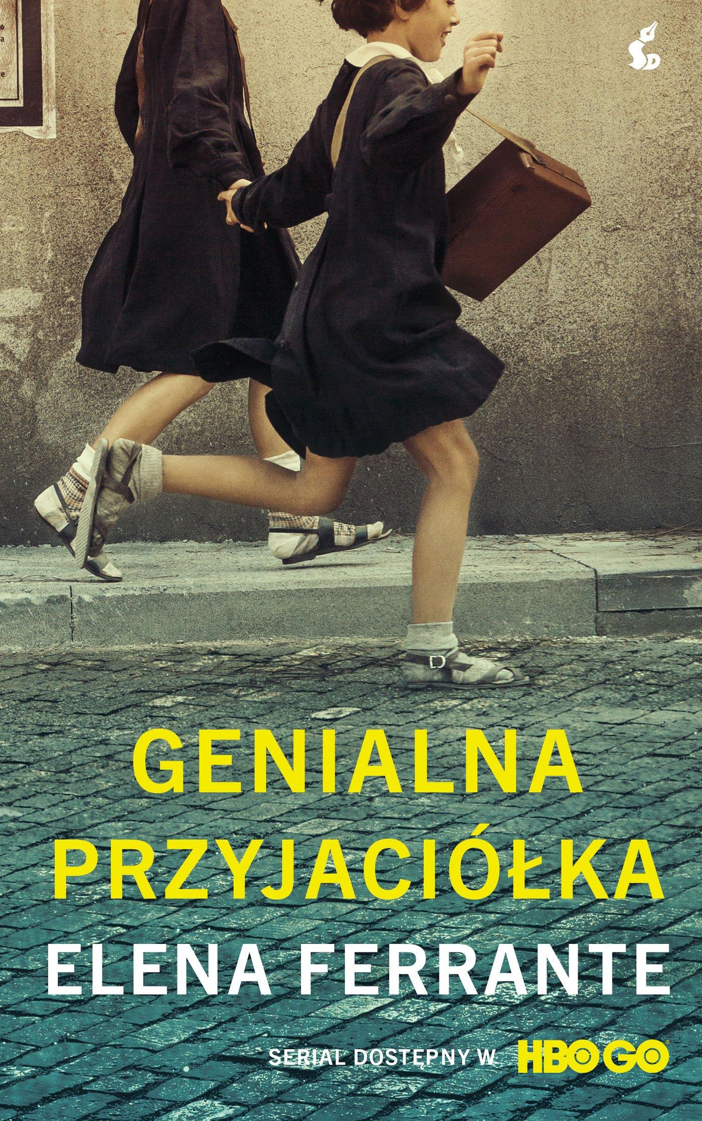 Genialna Przyjaciółka - Ebook (Książka EPUB) do pobrania w formacie EPUB