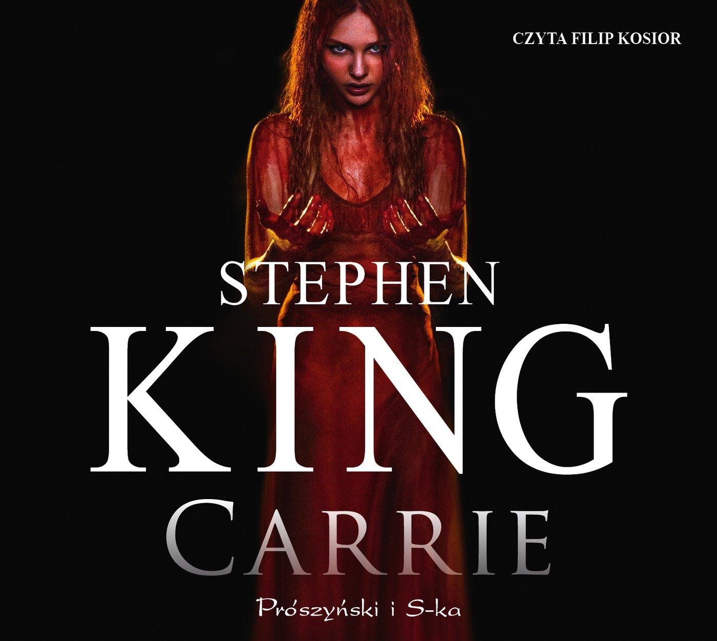 Carrie - Audiobook (Książka audio MP3) do pobrania w całości w archiwum ZIP