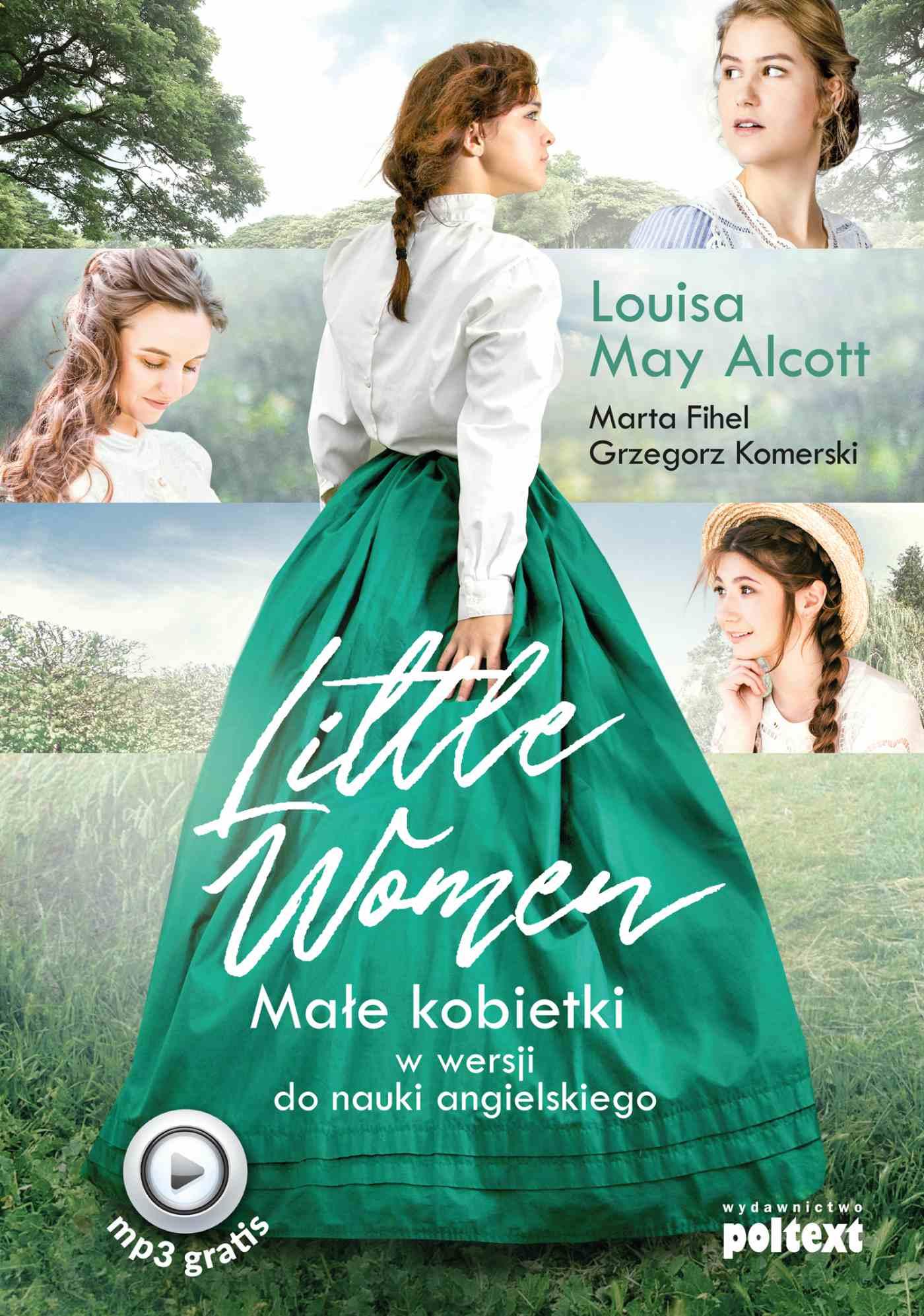 Little Women. Małe kobietki w wersji do nauki angielskiego - Ebook (Książka EPUB) do pobrania w formacie EPUB
