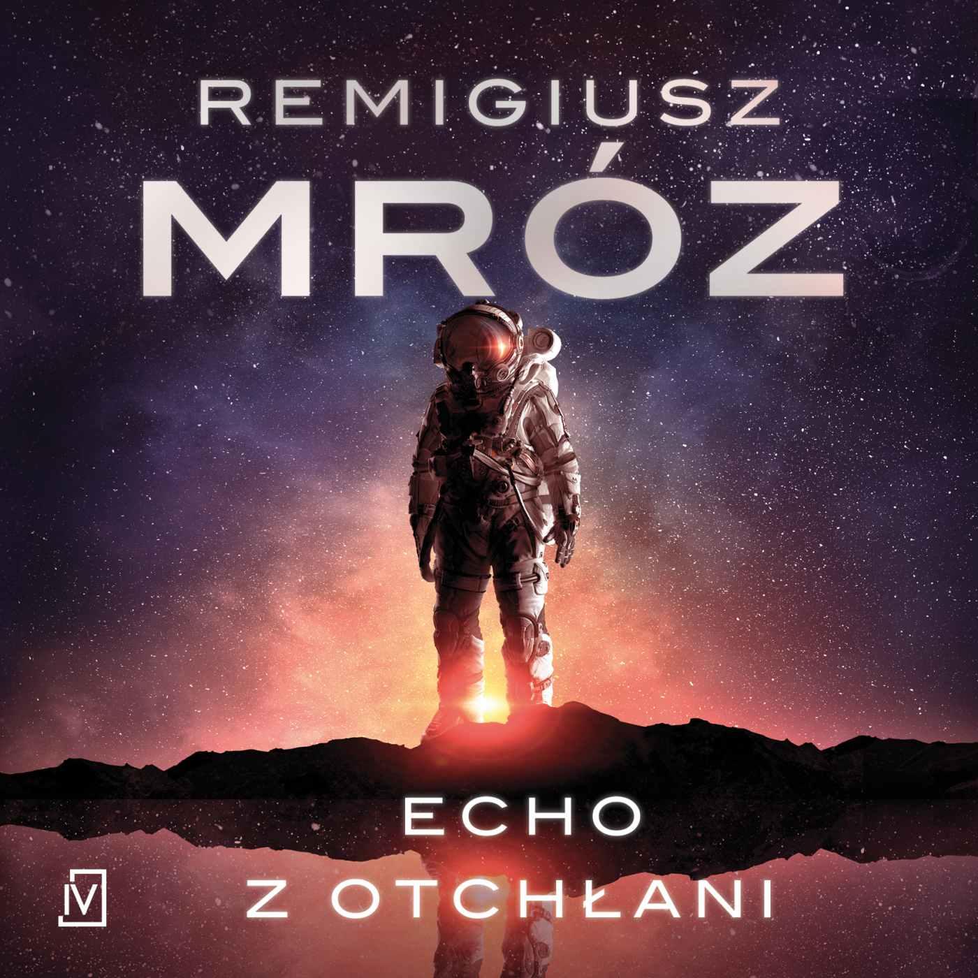 Echo z otchłani - Audiobook (Książka audio MP3) do pobrania w całości w archiwum ZIP