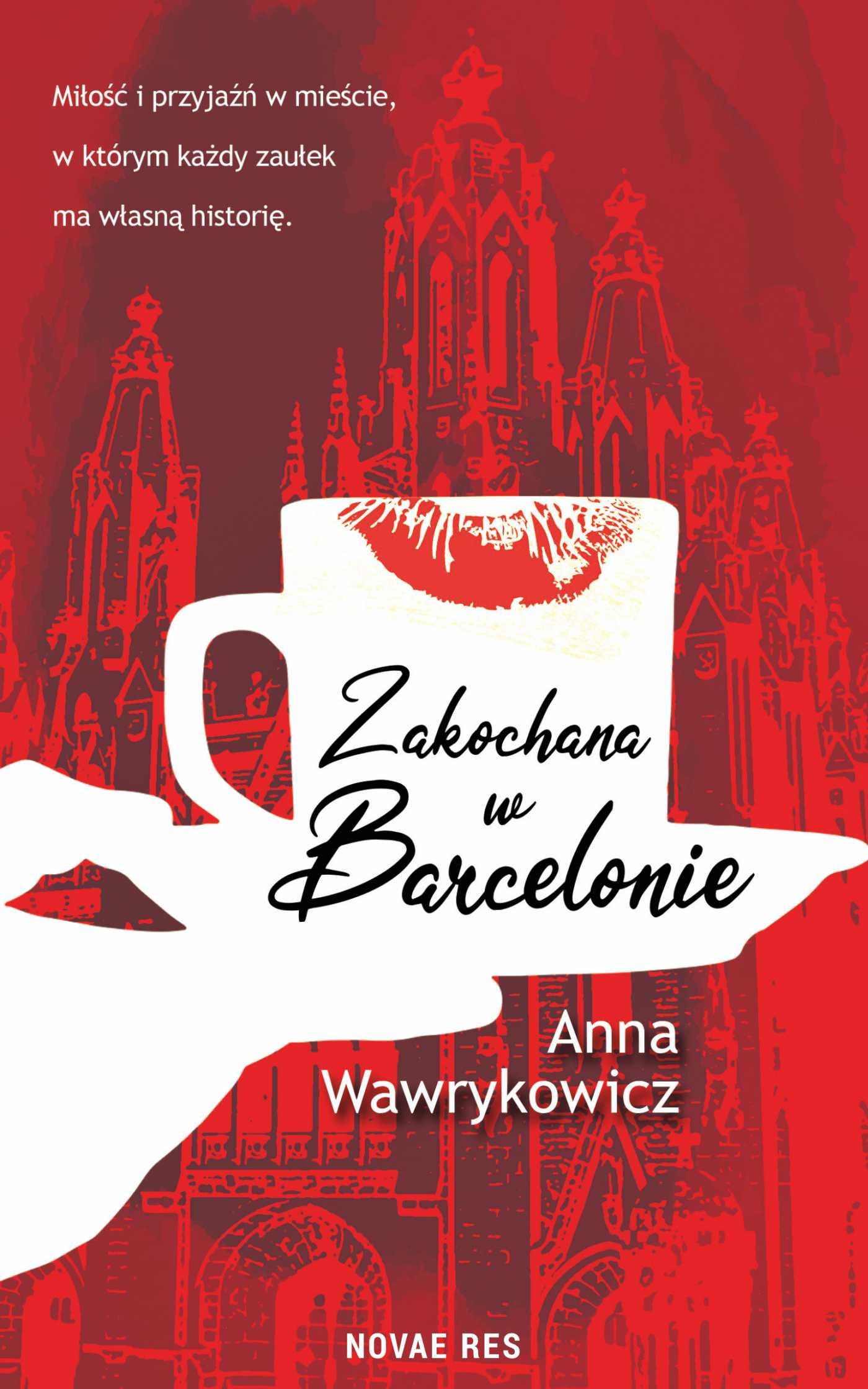 Zakochana w Barcelonie - Ebook (Książka na Kindle) do pobrania w formacie MOBI