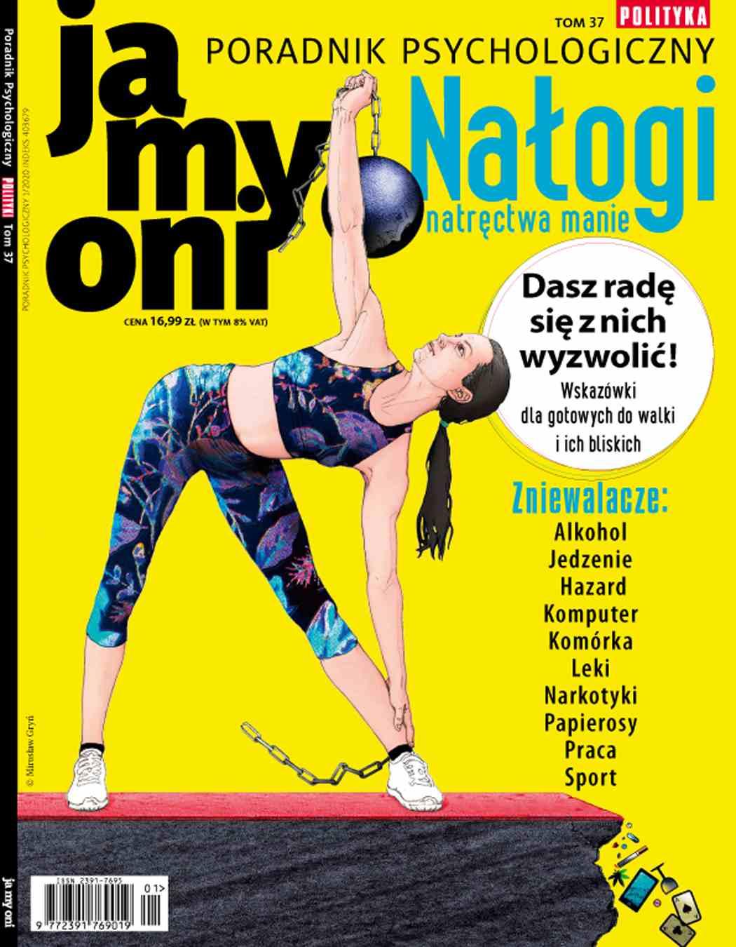 Poradnik Psychologiczny: Nałogi - Ebook (Książka PDF) do pobrania w formacie PDF