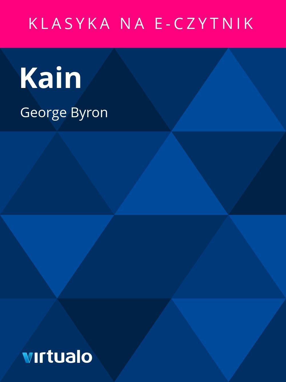 Kain - Ebook (Książka EPUB) do pobrania w formacie EPUB