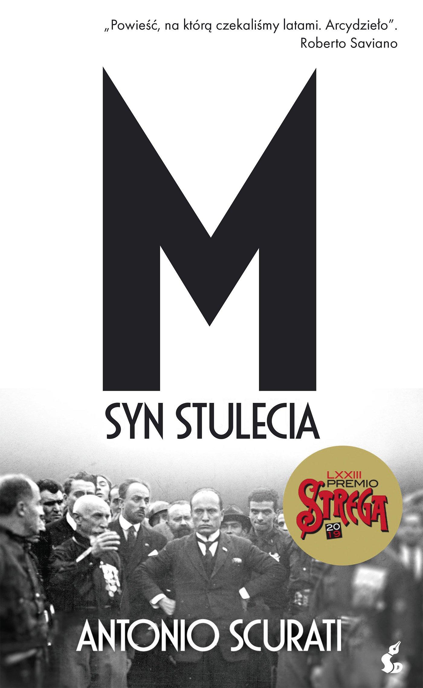M. Syn stulecia - Ebook (Książka EPUB) do pobrania w formacie EPUB