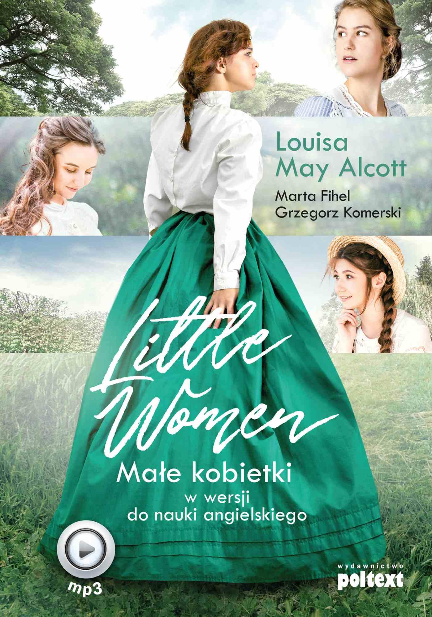Little Women. Małe kobietki w wersji do nauki angielskiego - Audiobook (Książka audio MP3) do pobrania w całości w archiwum ZIP