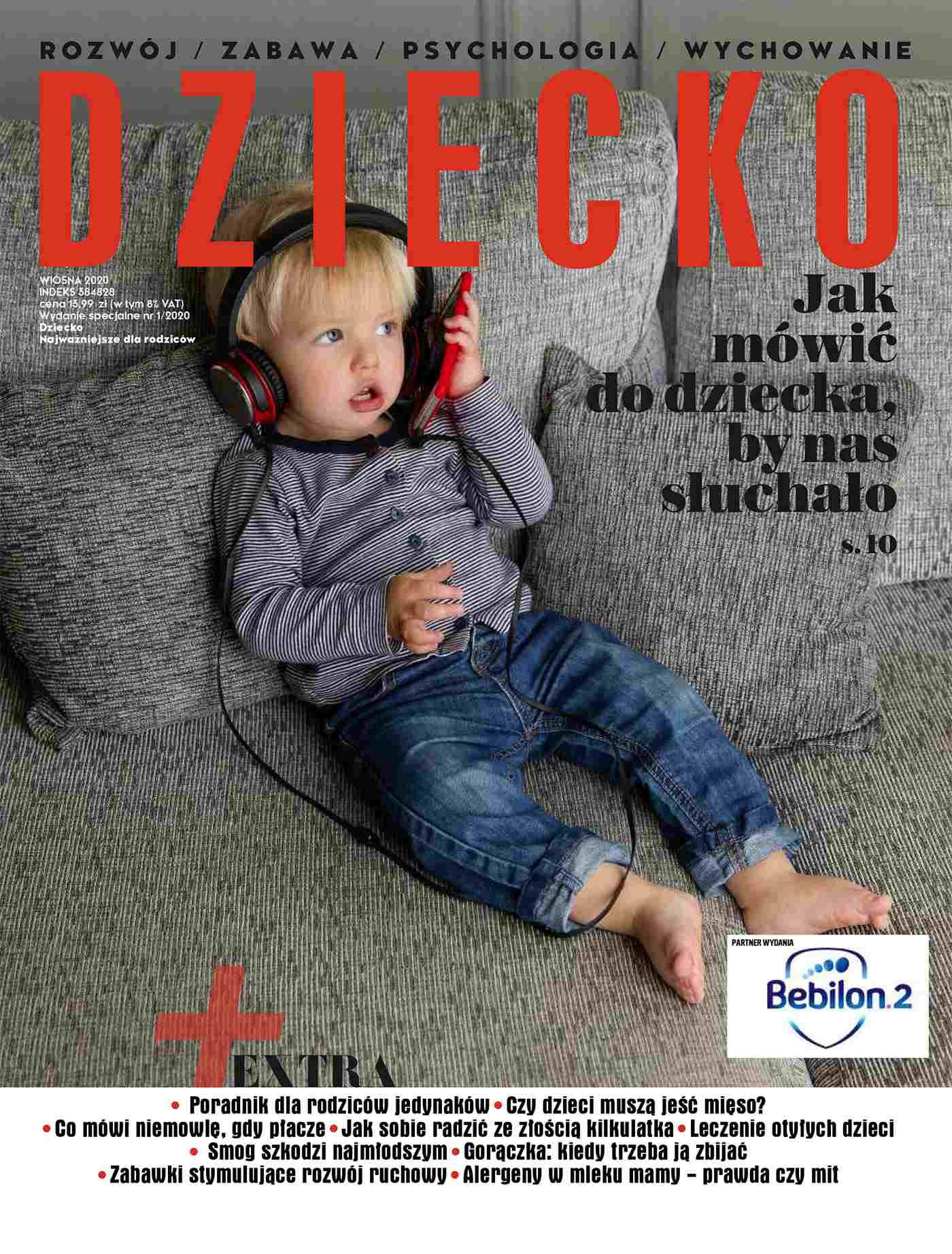 Dziecko. Wydanie Specjalne  1/2020 - Ebook (Książka PDF) do pobrania w formacie PDF