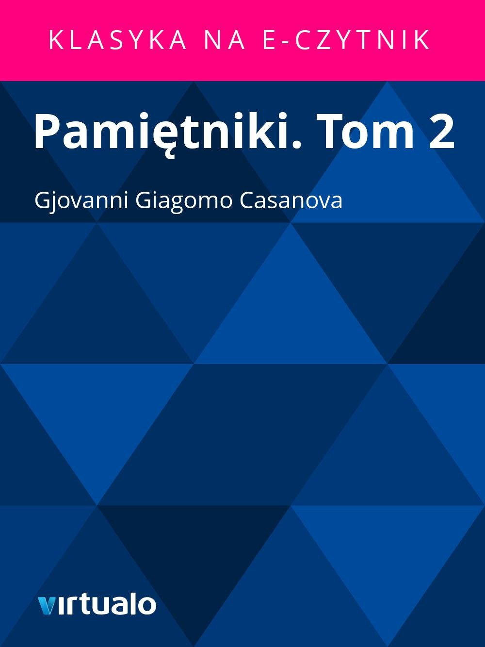 Pamiętniki. Tom 2 - Ebook (Książka EPUB) do pobrania w formacie EPUB