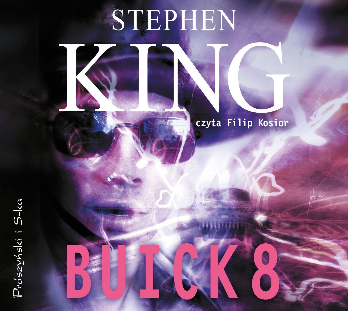 Buick 8 - Audiobook (Książka audio MP3) do pobrania w całości w archiwum ZIP