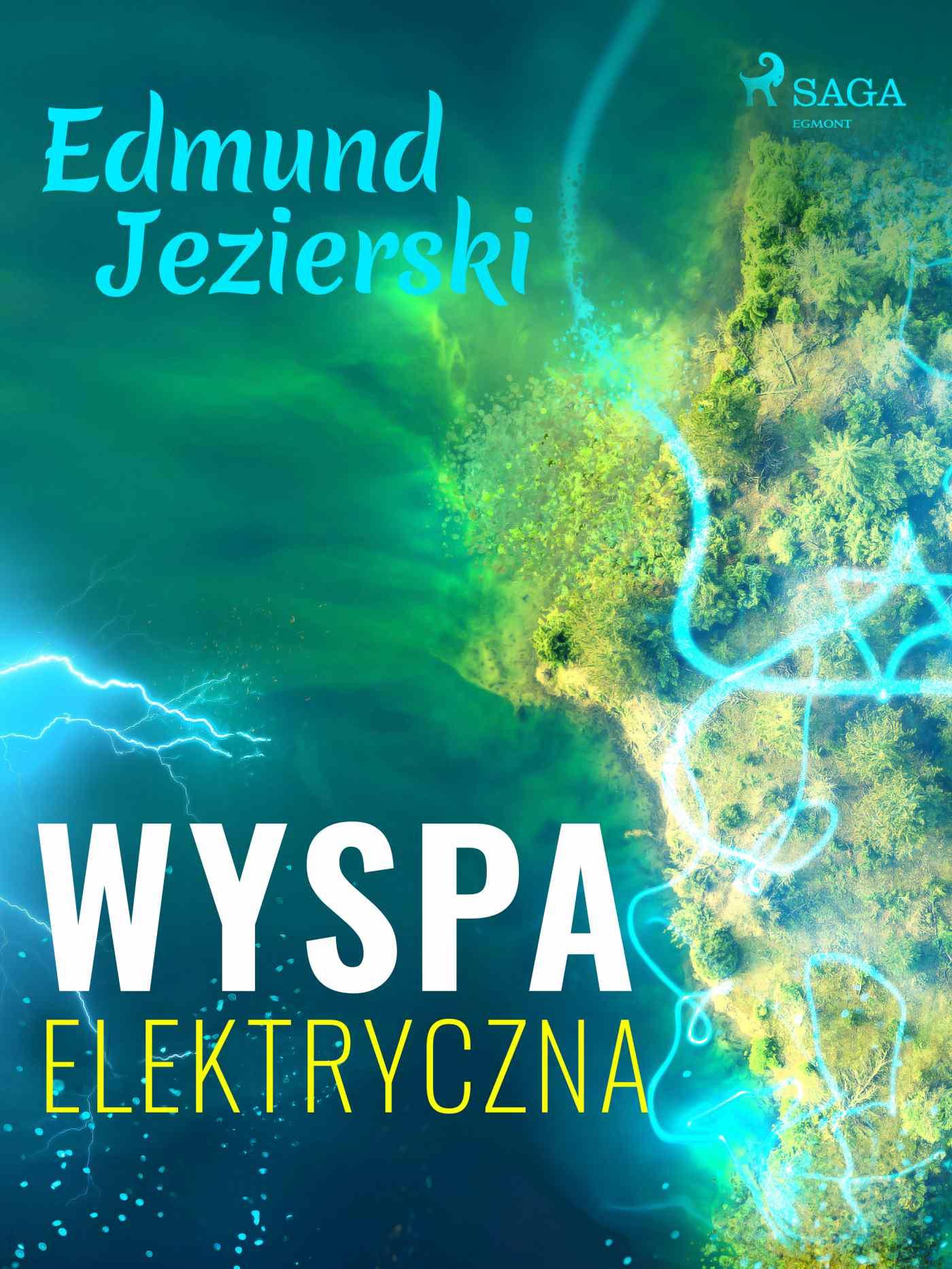 Wyspa elektryczna - Ebook (Książka EPUB) do pobrania w formacie EPUB
