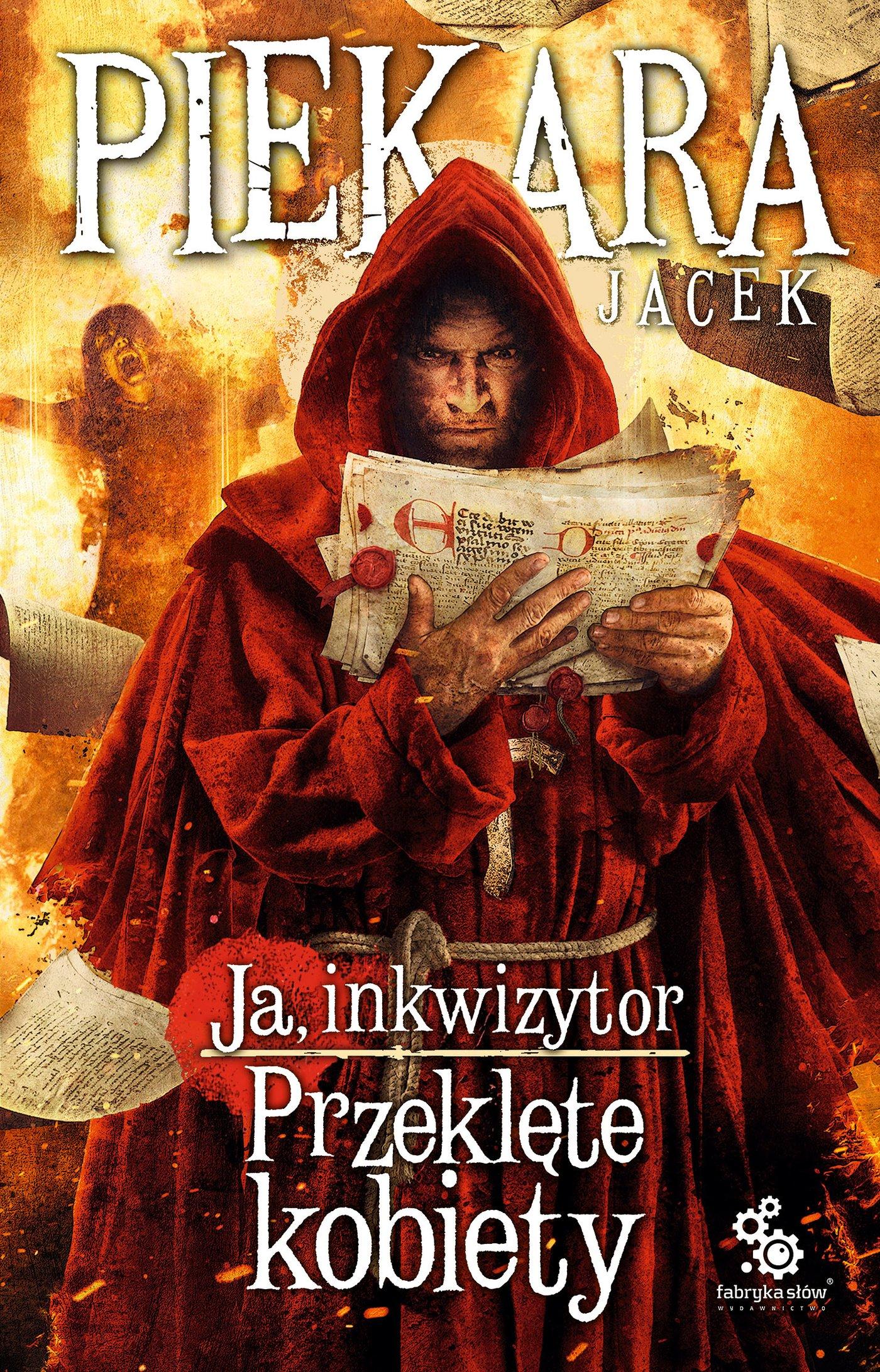 Ja, inkwizytor. Przeklęte kobiety - Ebook (Książka na Kindle) do pobrania w formacie MOBI