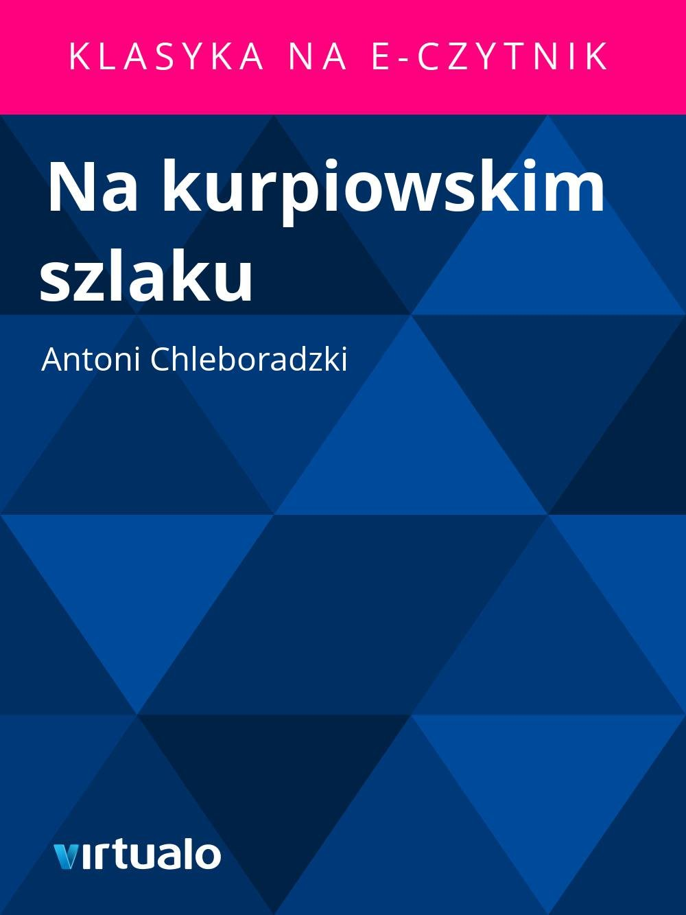 Na kurpiowskim szlaku - Ebook (Książka EPUB) do pobrania w formacie EPUB