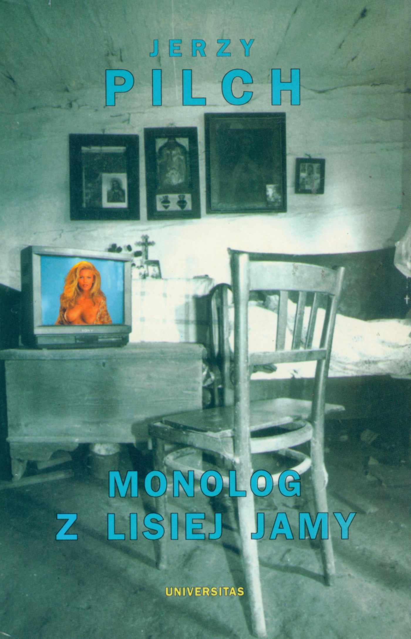 Monolog z lisiej jamy - Ebook (Książka na Kindle) do pobrania w formacie MOBI