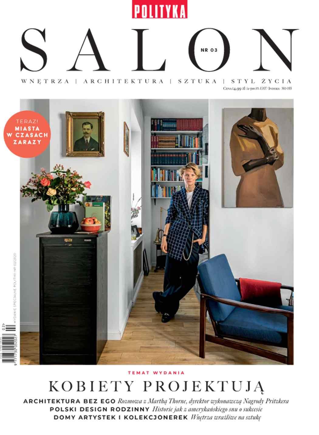 Polityka. Salon. Wydanie specjalne 3/2020 - Ebook (Książka PDF) do pobrania w formacie PDF