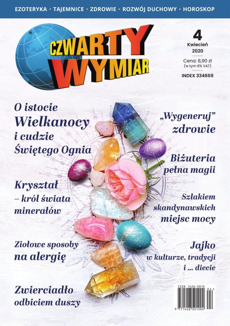 Czwarty Wymiar - Ebook (Książka PDF) do pobrania w formacie PDF