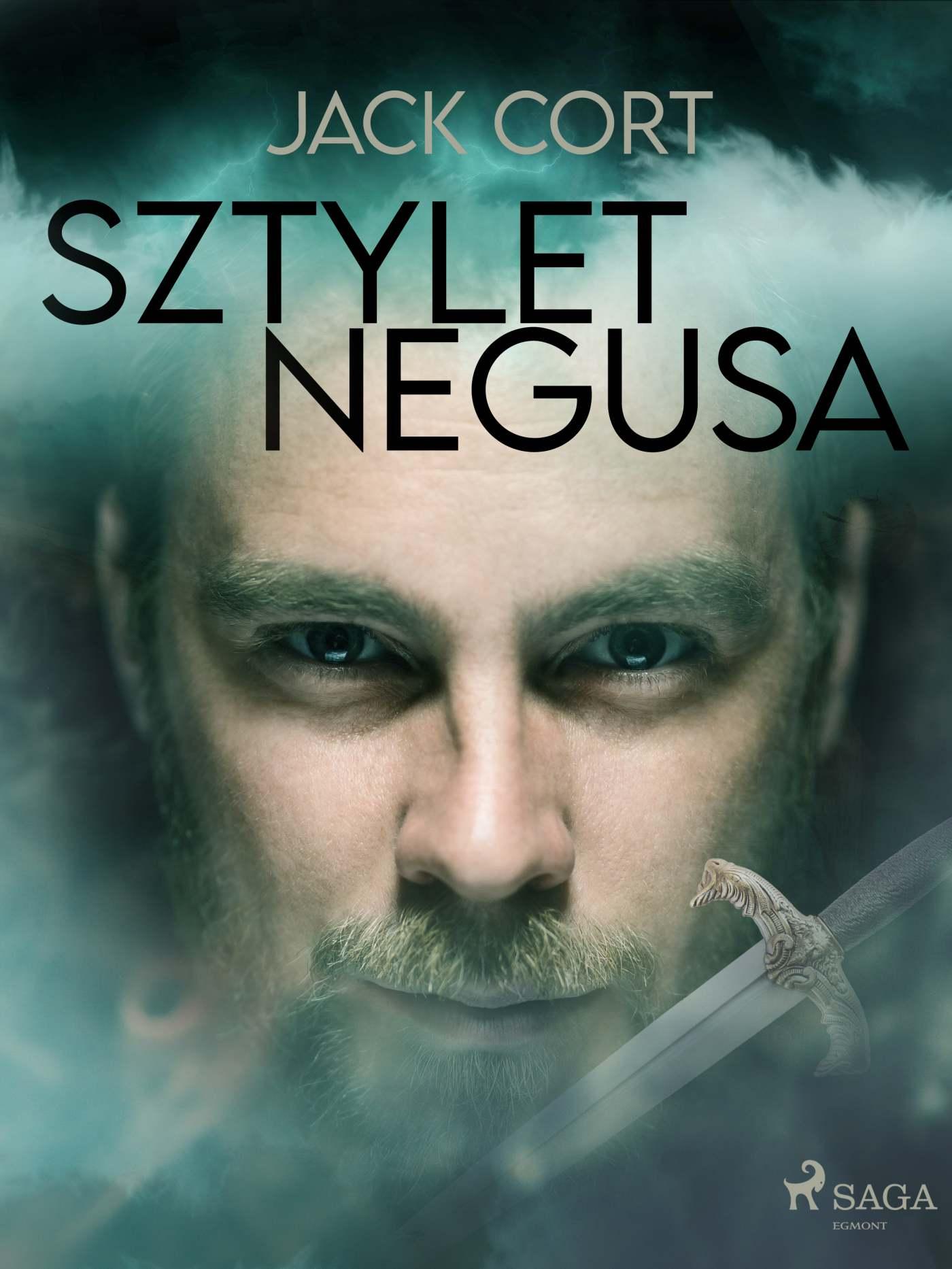 Sztylet Negusa - Ebook (Książka EPUB) do pobrania w formacie EPUB