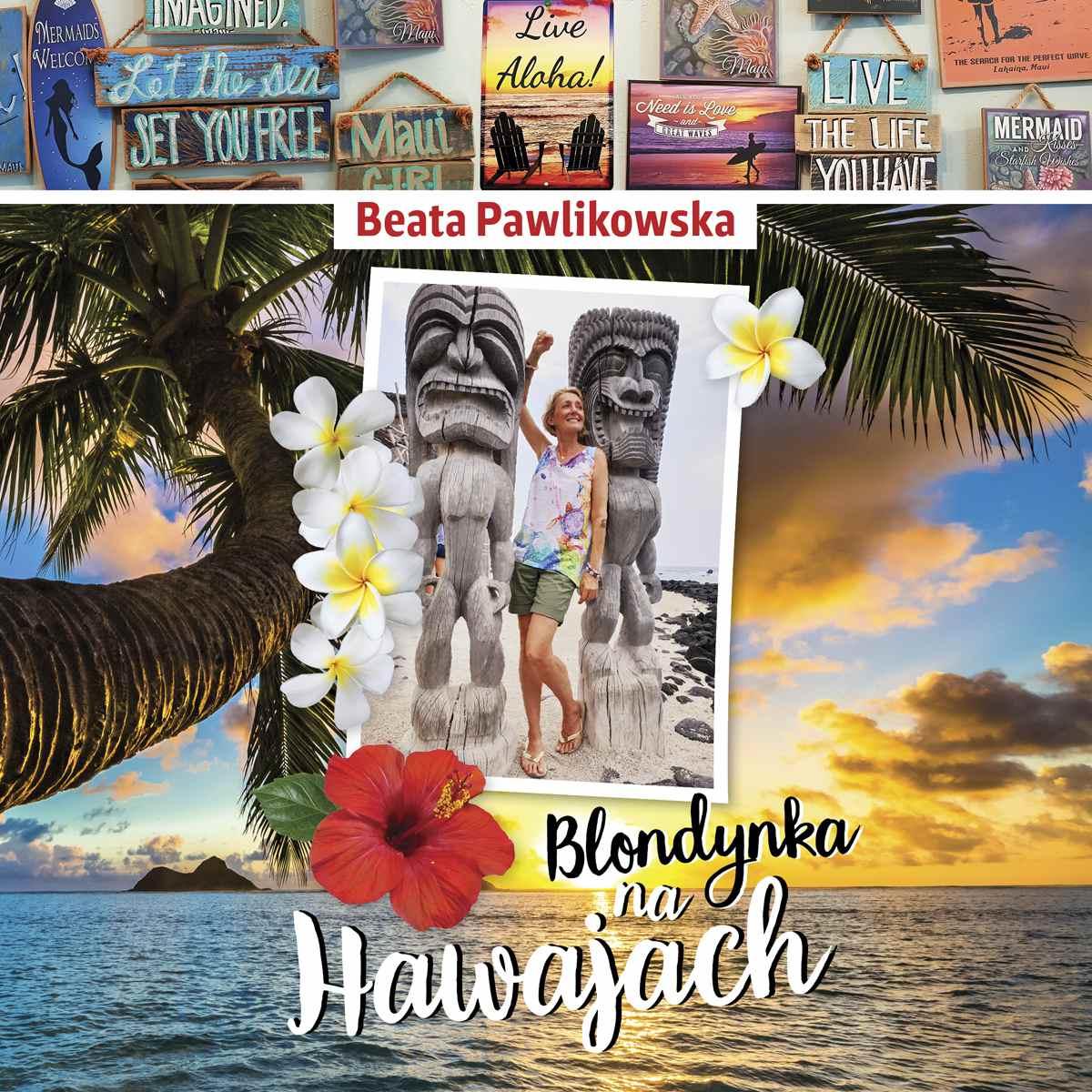 Blondynka na Hawajach - Audiobook (Książka audio MP3) do pobrania w całości w archiwum ZIP