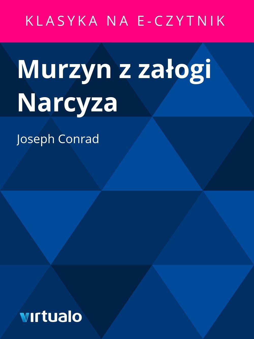 Murzyn z załogi Narcyza - Ebook (Książka EPUB) do pobrania w formacie EPUB