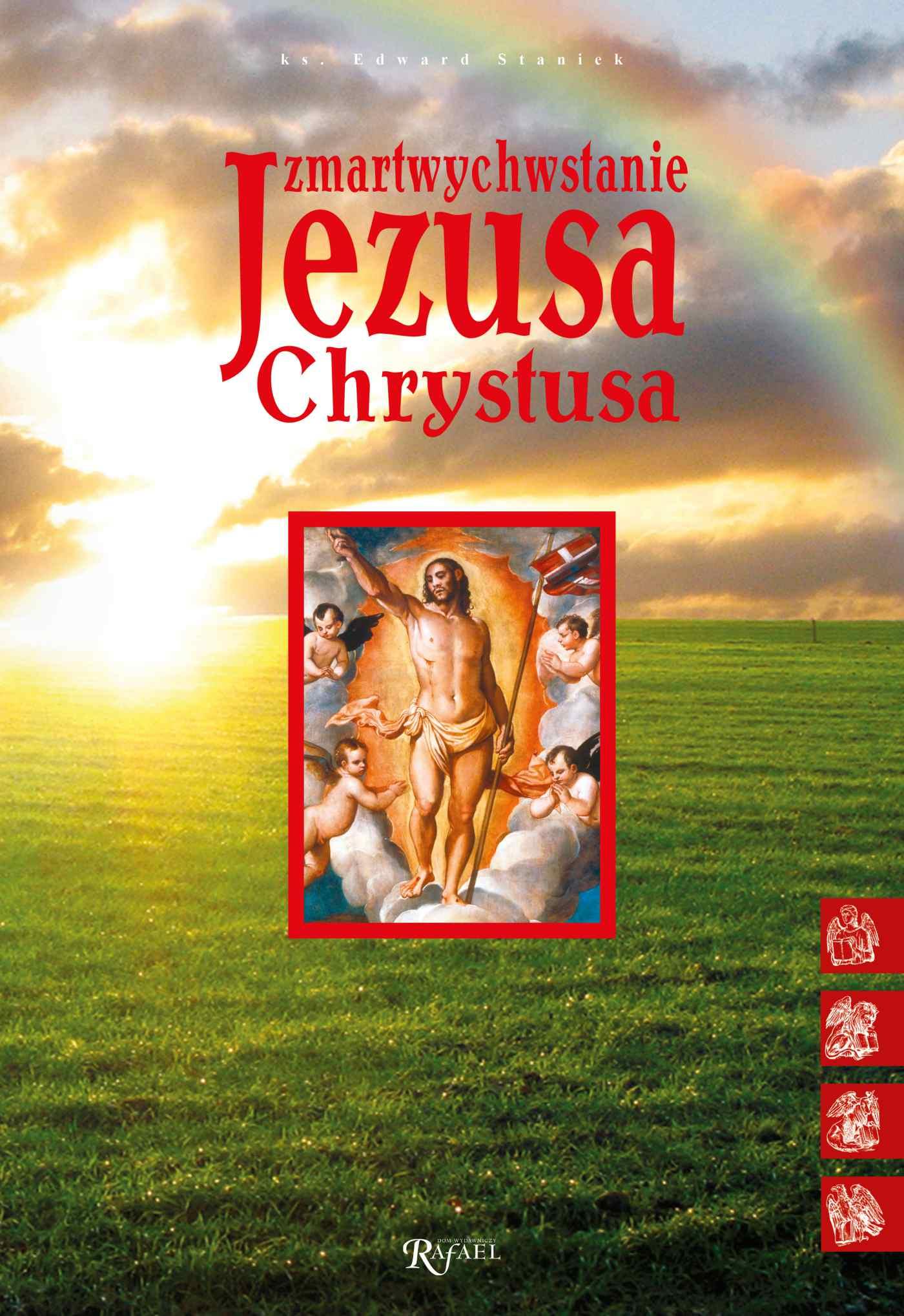 Zmartwychwstanie Jezusa Chrystusa - Audiobook (Książka audio MP3) do pobrania w całości w archiwum ZIP