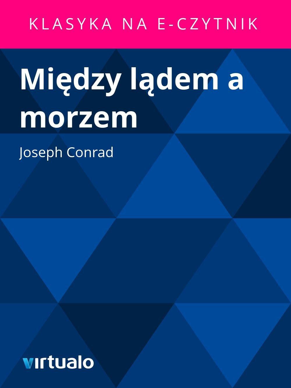 Między lądem a morzem - Ebook (Książka EPUB) do pobrania w formacie EPUB