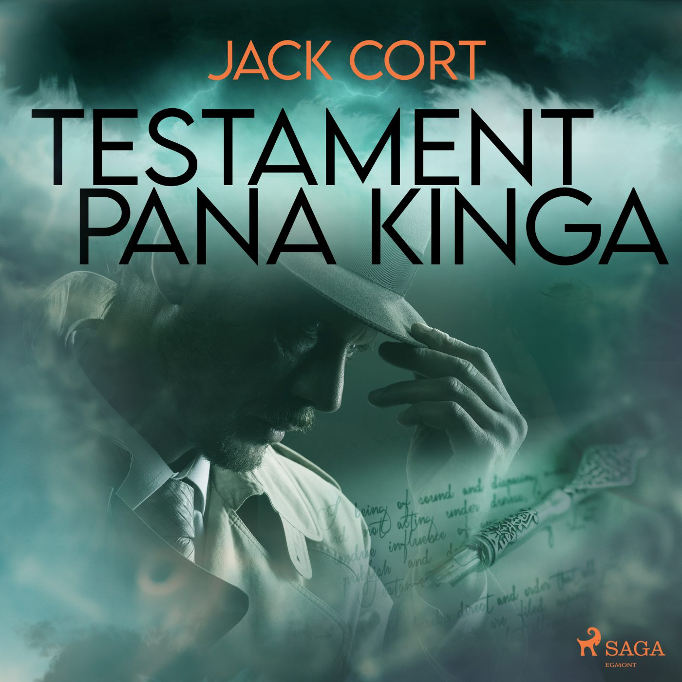 Testament pana Kinga - Audiobook (Książka audio MP3) do pobrania w całości w archiwum ZIP
