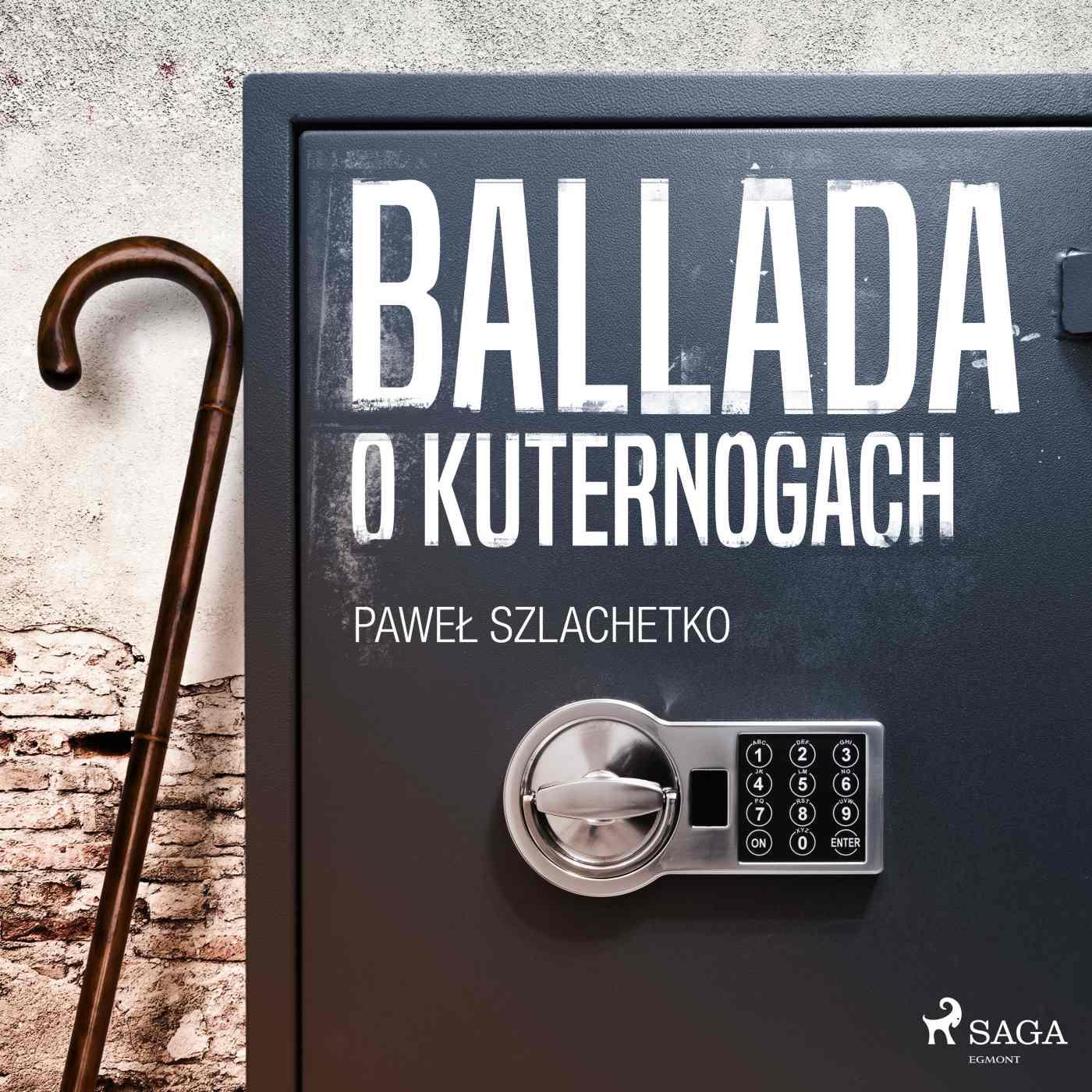 Ballada o kuternogach - Audiobook (Książka audio MP3) do pobrania w całości w archiwum ZIP