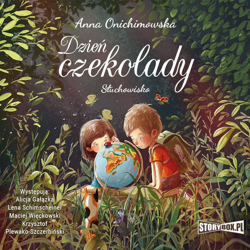 Dzień Czekolady. Słuchowisko - Audiobook (Książka audio MP3) do pobrania w całości w archiwum ZIP