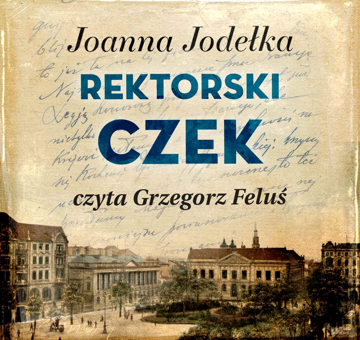 Rektorski czek - Audiobook (Książka audio MP3) do pobrania w całości w archiwum ZIP