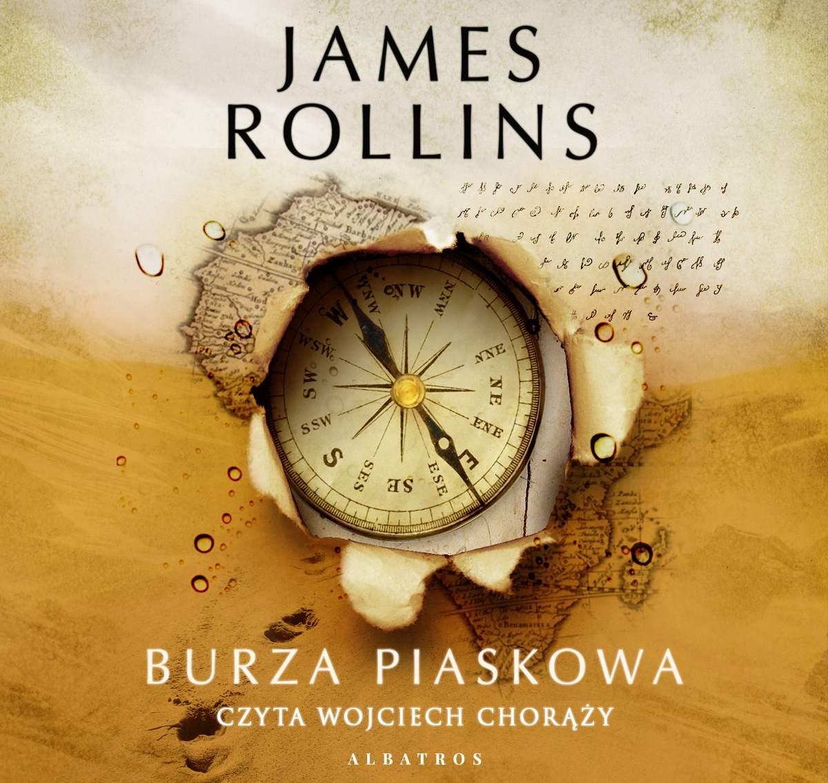 Burza piaskowa - Audiobook (Książka audio MP3) do pobrania w całości w archiwum ZIP