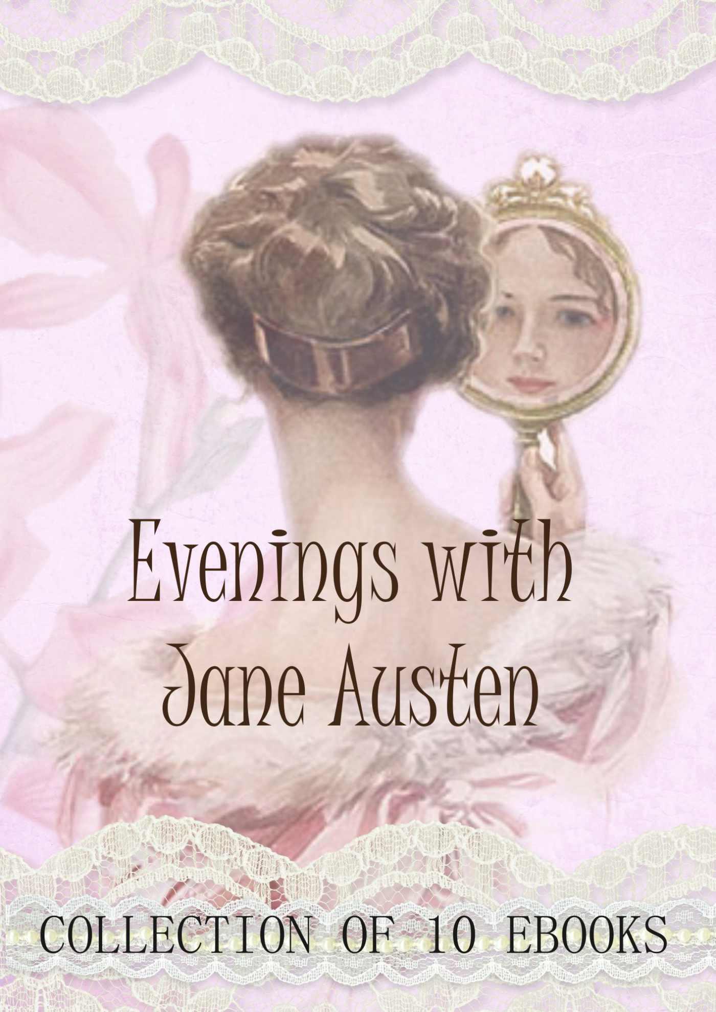 Evenings with Jane Austen. Collection of 10 ebooks - Ebook (Książka PDF) do pobrania w formacie PDF