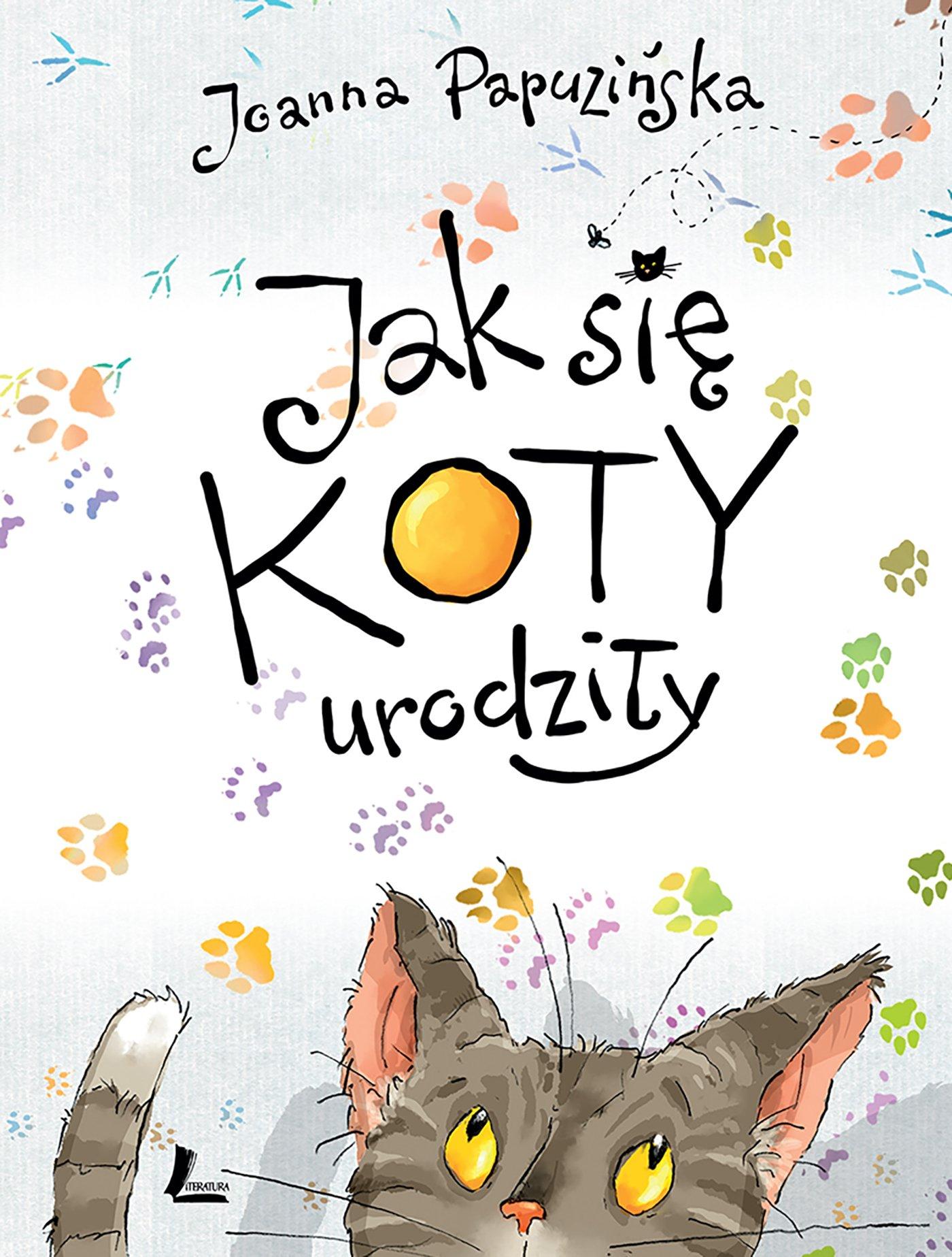 Jak się koty urodziły - Ebook (Książka na Kindle) do pobrania w formacie MOBI