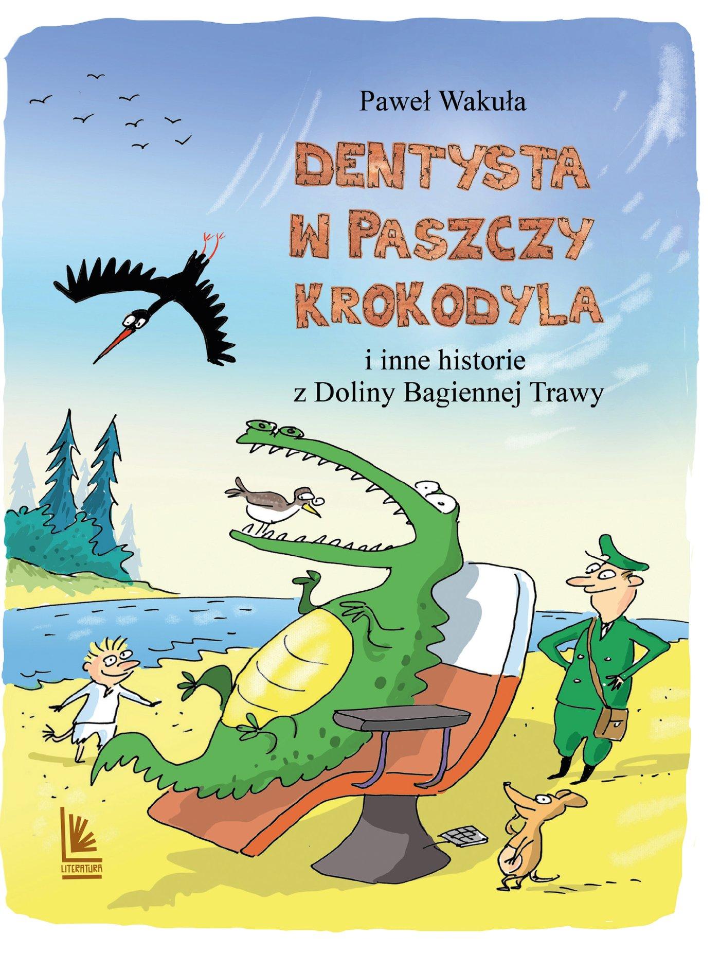 Dentysta w paszczy krokodyla - Ebook (Książka na Kindle) do pobrania w formacie MOBI