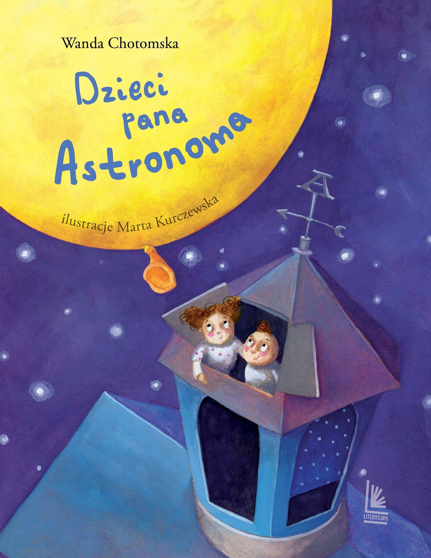 Dzieci Pana Astronoma - Ebook (Książka na Kindle) do pobrania w formacie MOBI