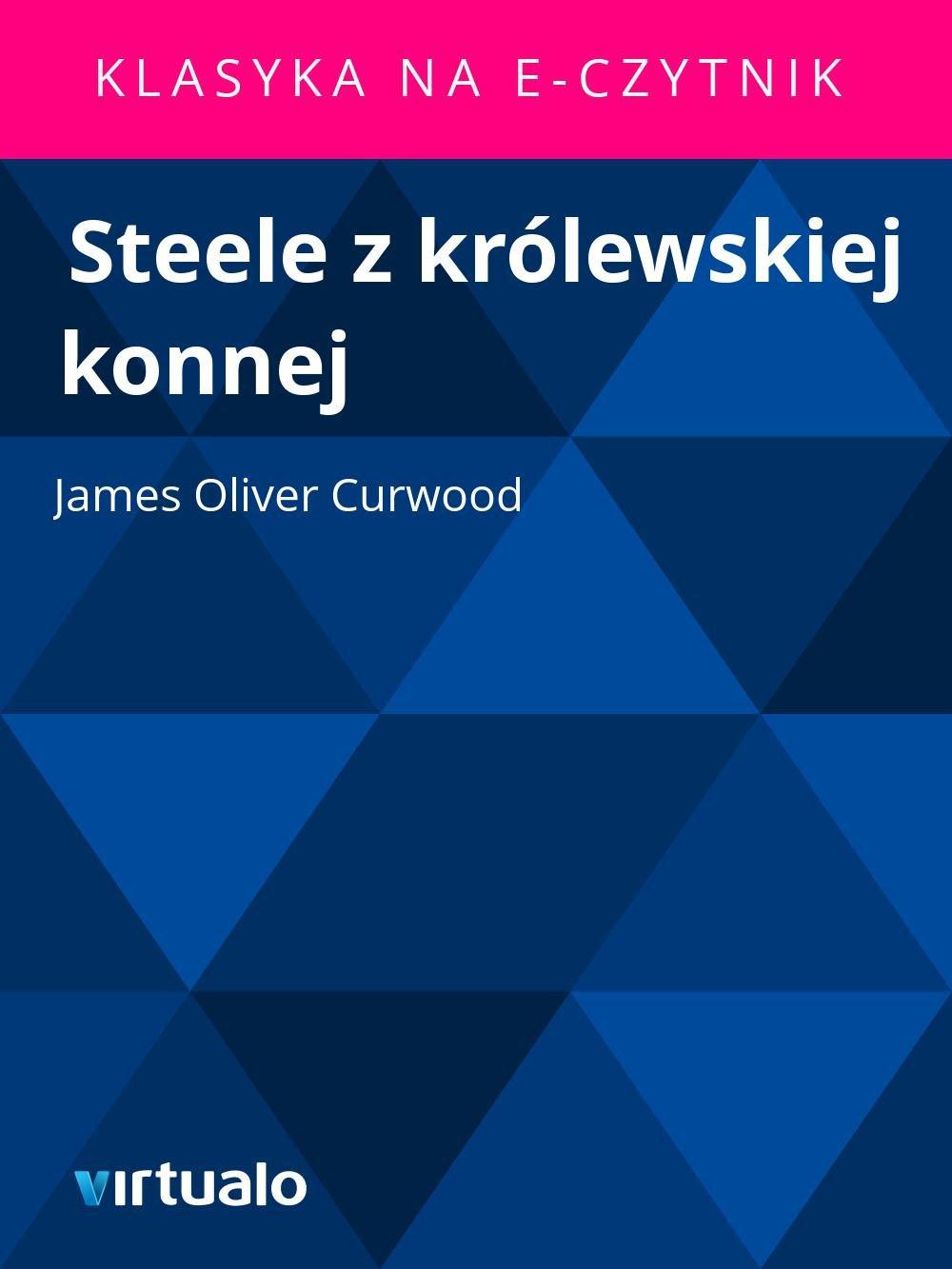 Steele z królewskiej konnej - Ebook (Książka EPUB) do pobrania w formacie EPUB