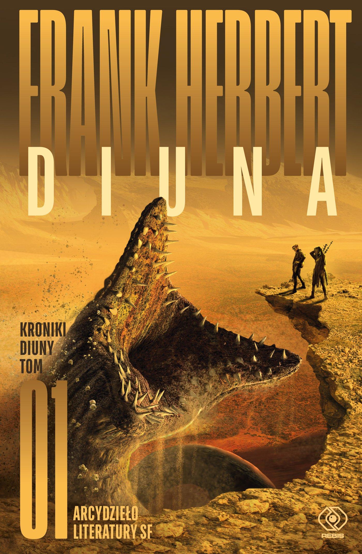 Diuna - Ebook (Książka EPUB) do pobrania w formacie EPUB