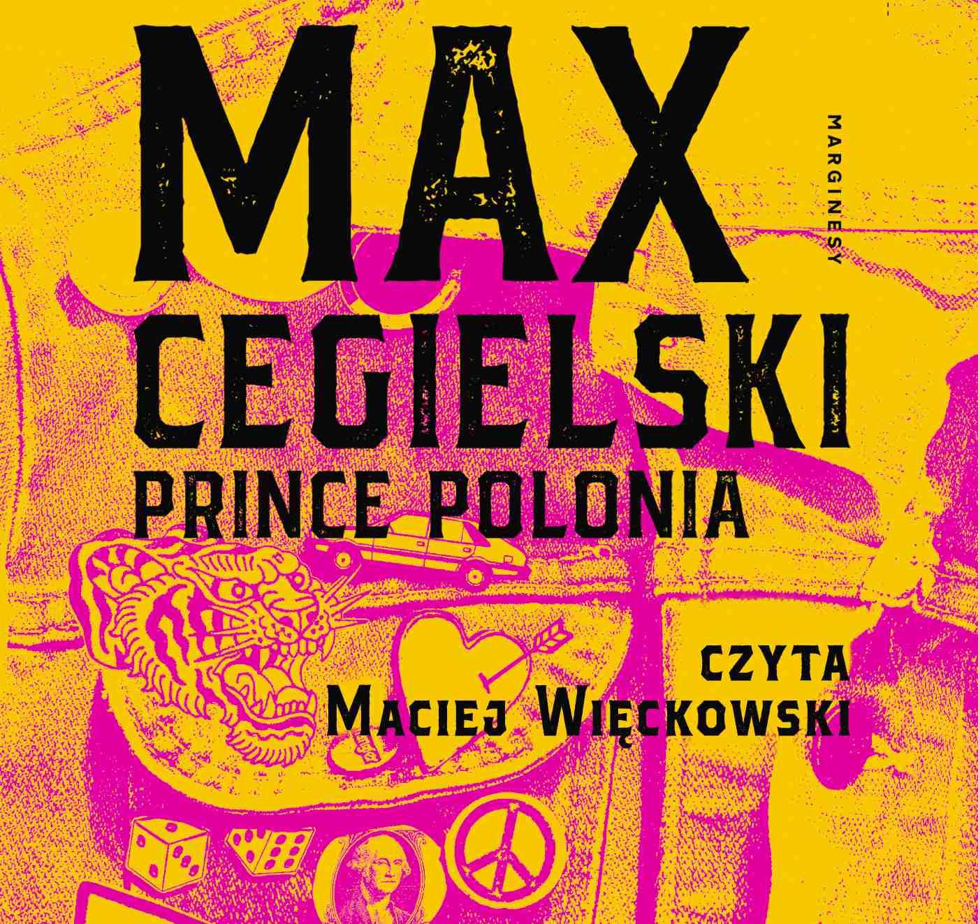 Prince Polonia - Audiobook (Książka audio MP3) do pobrania w całości w archiwum ZIP