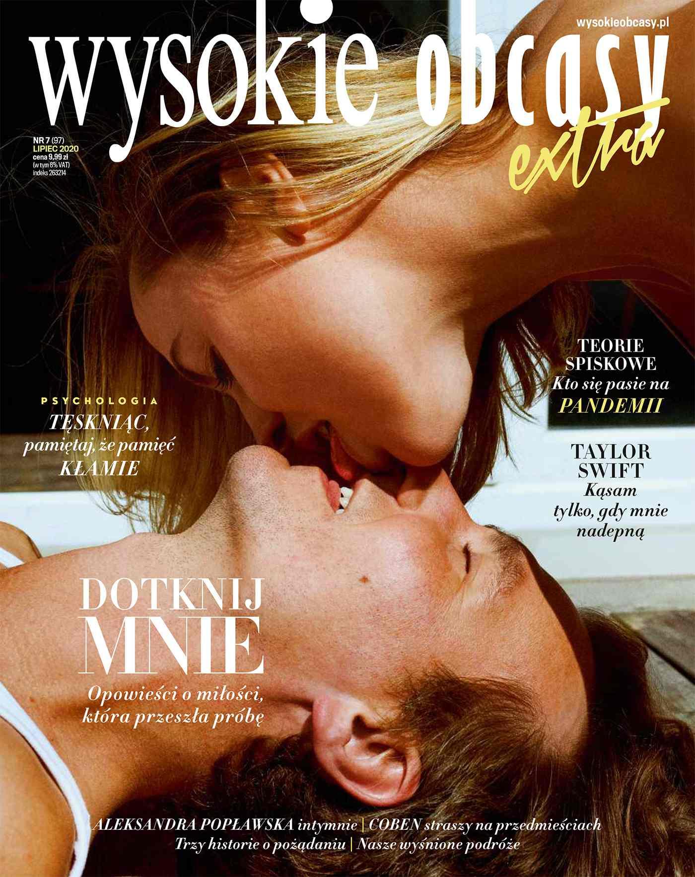 Wysokie Obcasy Extra 7/2020 - Ebook (Książka na Kindle) do pobrania w formacie MOBI