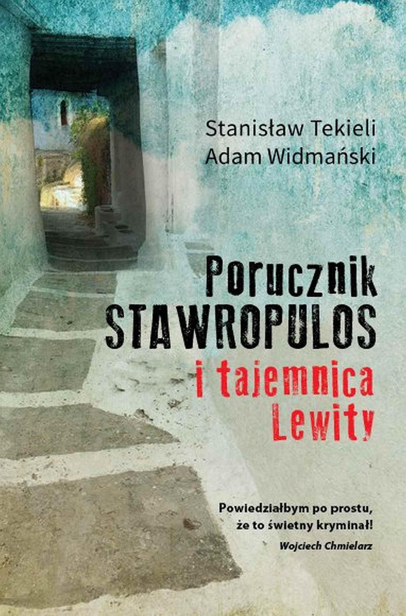 Porucznik Stawropulos i tajemnica Lewity - Ebook (Książka EPUB) do pobrania w formacie EPUB