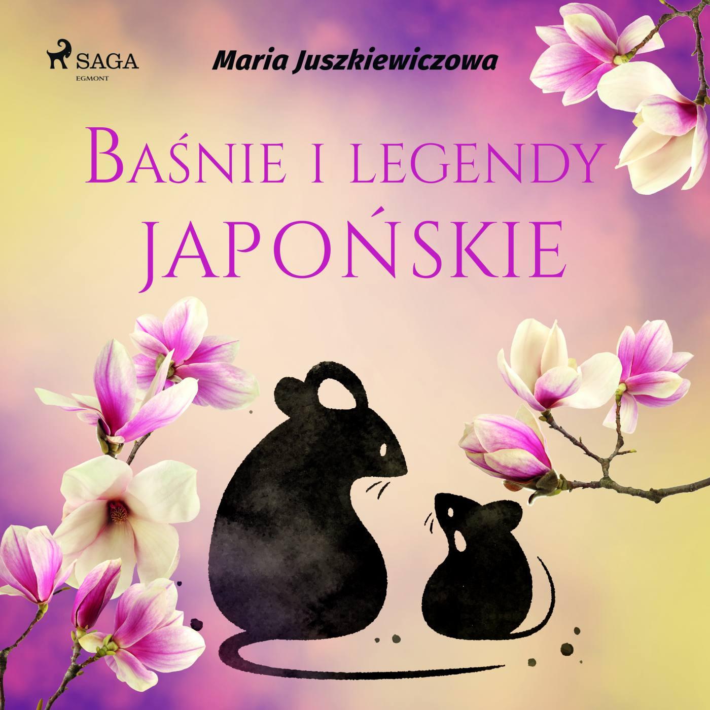 Baśnie i legendy japońskie - Audiobook (Książka audio MP3) do pobrania w całości w archiwum ZIP