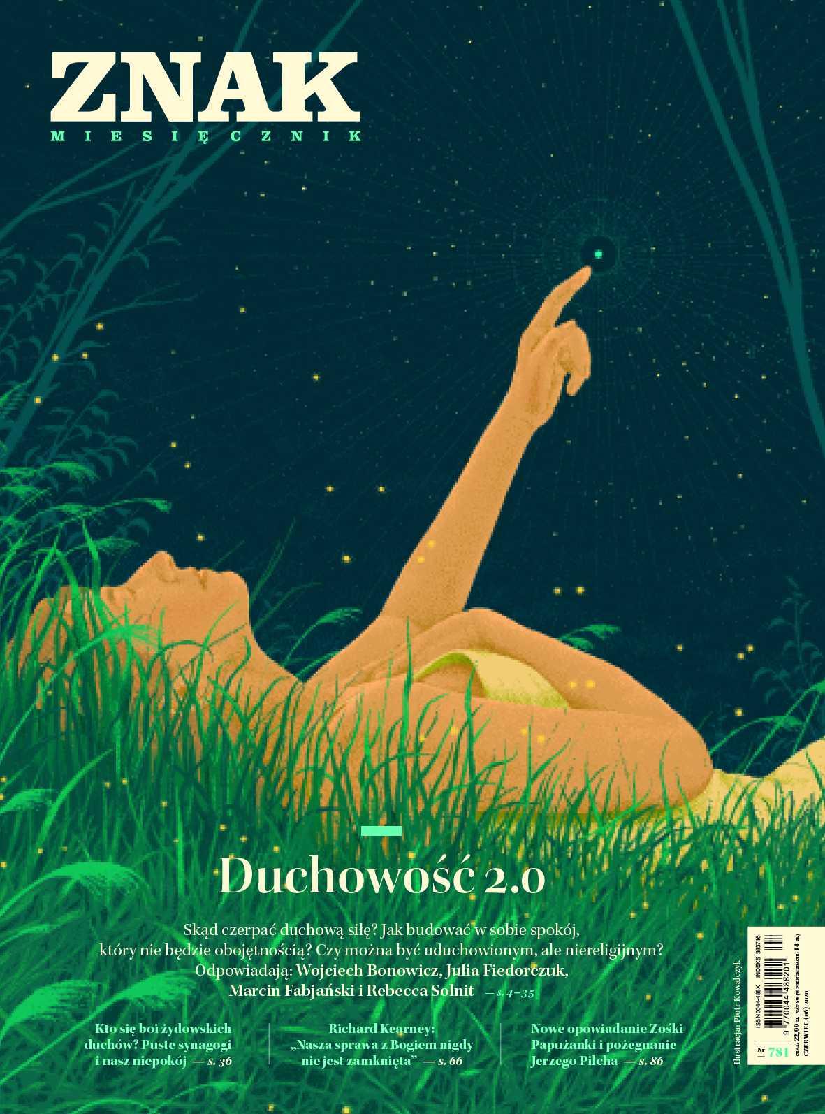 Miesięcznik Znak nr 781: Duchowość 2.0 - Ebook (Książka EPUB) do pobrania w formacie EPUB