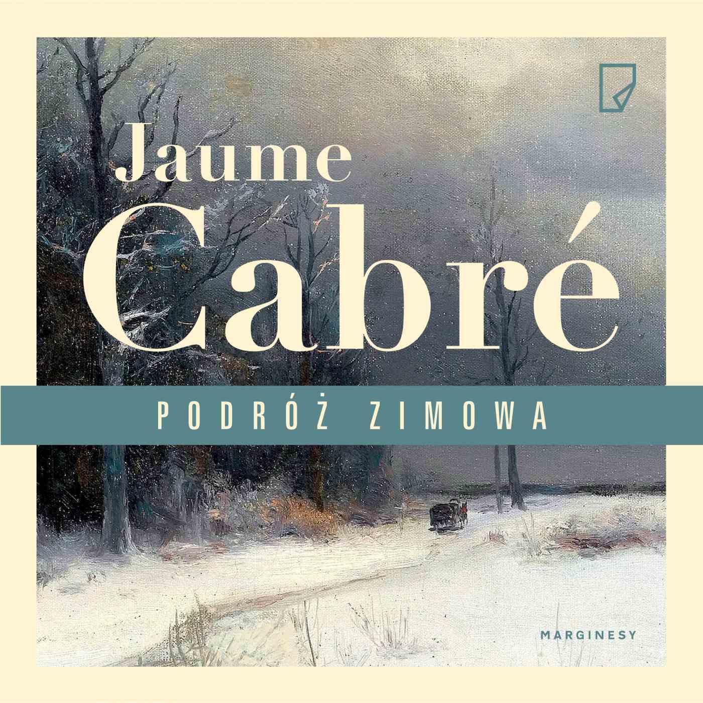 Podróż zimowa - Audiobook (Książka audio MP3) do pobrania w całości w archiwum ZIP