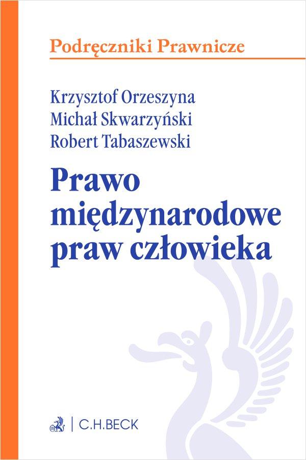 Prawo międzynarodowe praw człowieka - Ebook (Książka EPUB) do pobrania w formacie EPUB